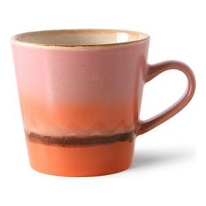 HKliving Ceramic 70's Americano mug mars
