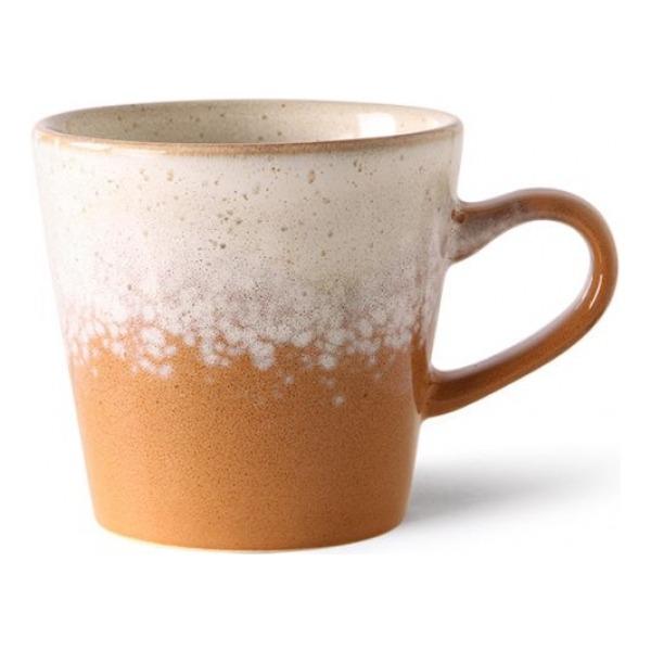 HKliving Ceramic 70's Americano mug jupiter