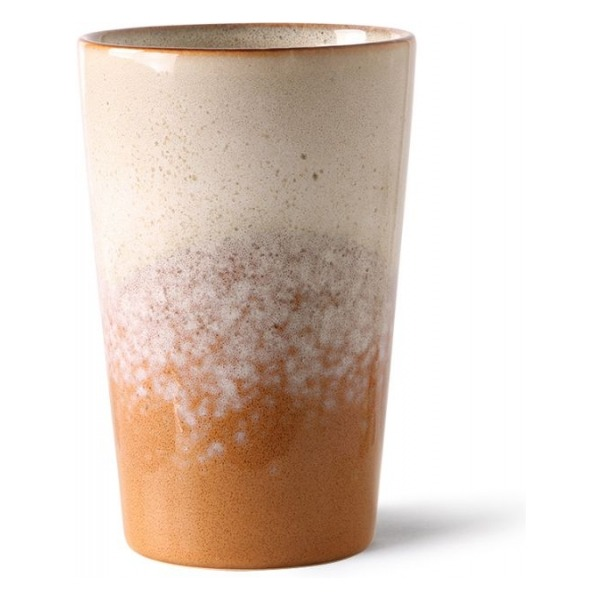HKliving Ceramic 70's Tea mug jupiter