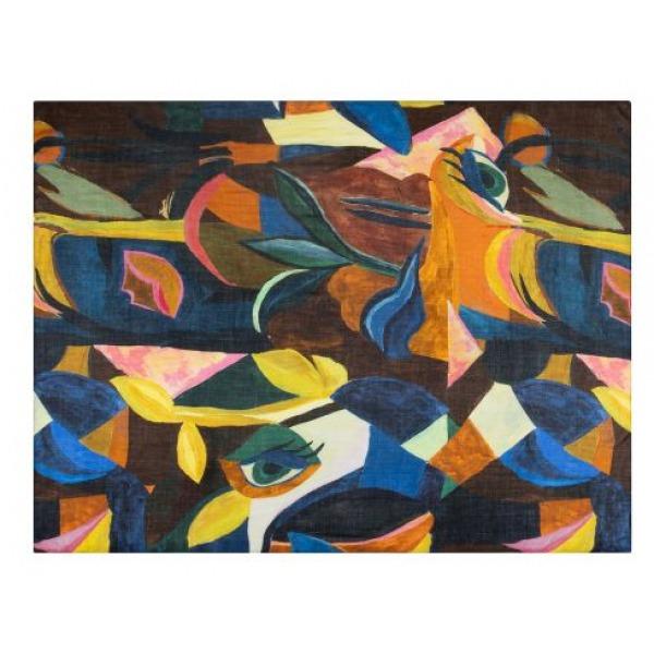 POM Amsterdam SP6651 Shawl Artist Palette